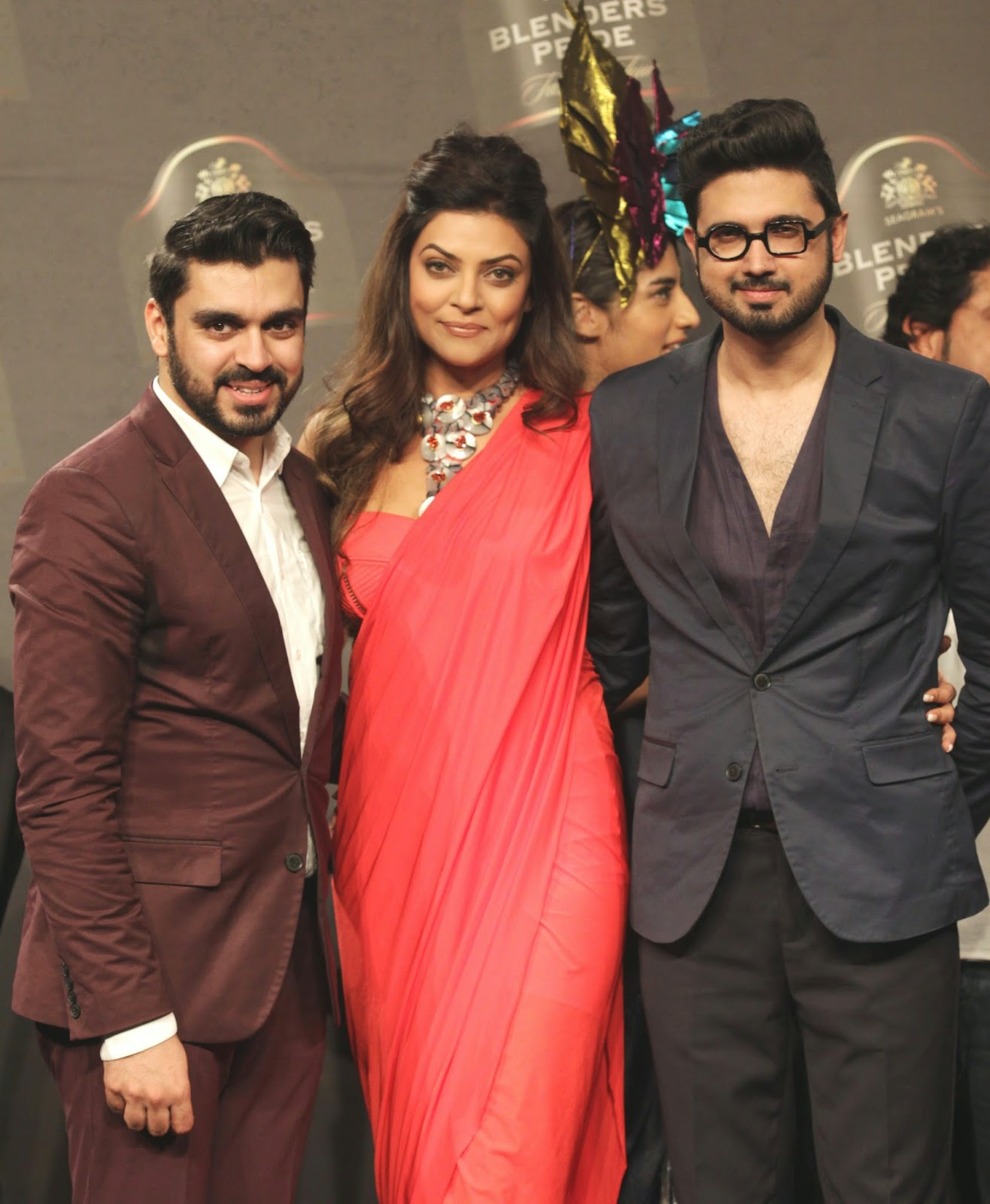 Sushmita Sen The Ramp At 'Blenders Pride Fashion Week' Day 1