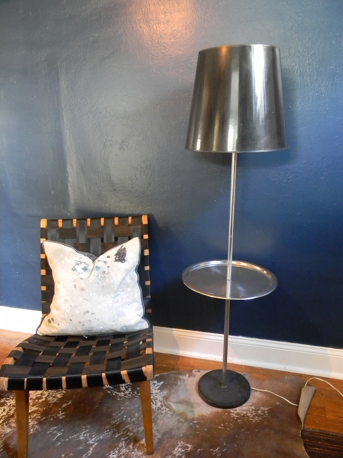 Lane acclaim coffee table secondhand surplus vintage chrome lamp table geotapseo Gallery