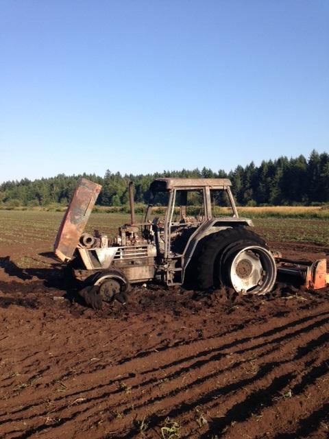 Pastula Farm Tractor 2014