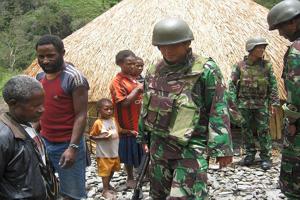 Pelanggaran Hak Asasi Manusia (HAM) di Tingginambut Jadi Komoditas Politik