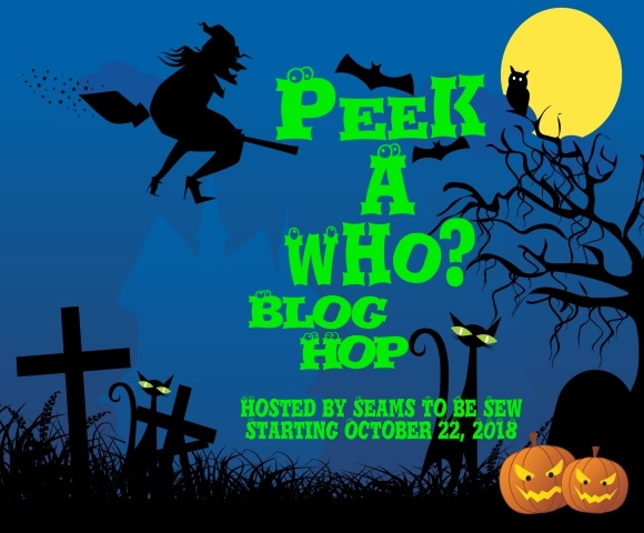 Peek A Who Blog Hop