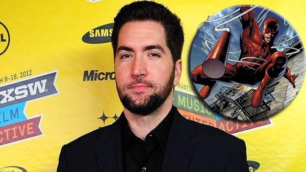Drew Goddar guionizara la serie de tv de Daredevil