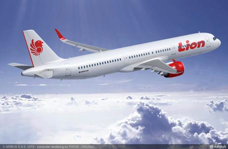 Lion Air A321neo