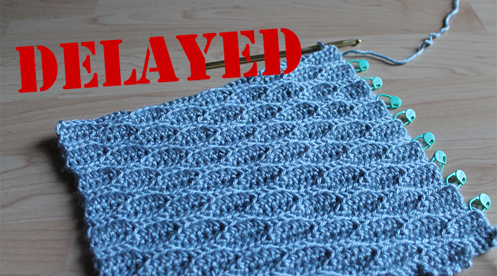 Crochet Along : The Inspired Wren: One-Week Crochet Along Delay