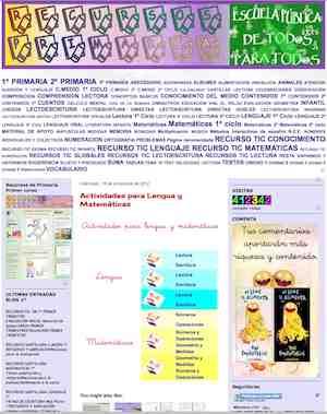 Blog Recursos Primaria