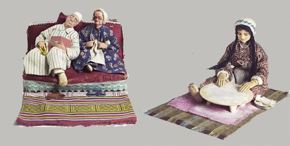 folklorik bebek kitre el sanatları güzel sanatlar hobi