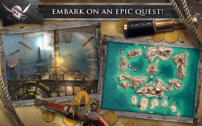 Assassin's Creed Pirates APK + DATA