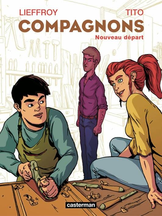 Compagnons - Nouveau départ