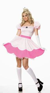 Disfraces de Halloween para Mujer, Princesas, parte 3