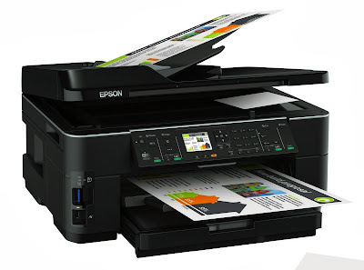 Принтер Epson WorkForce WF-7515