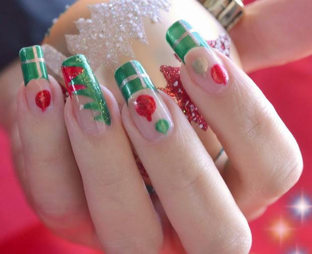 nail art design teens