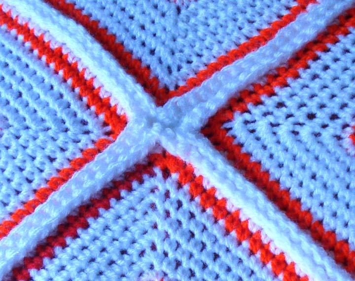Beadbag Free Knittingcrochet Pattern Cushions Very Easy