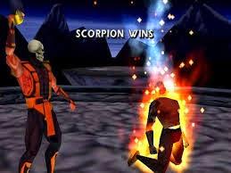 Permainan Mortal Kombat 4