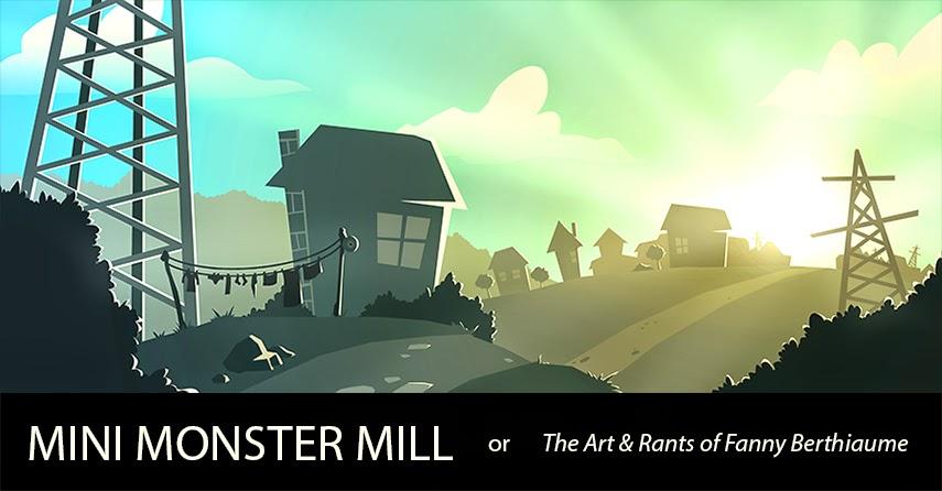 Mini Monster Mill
