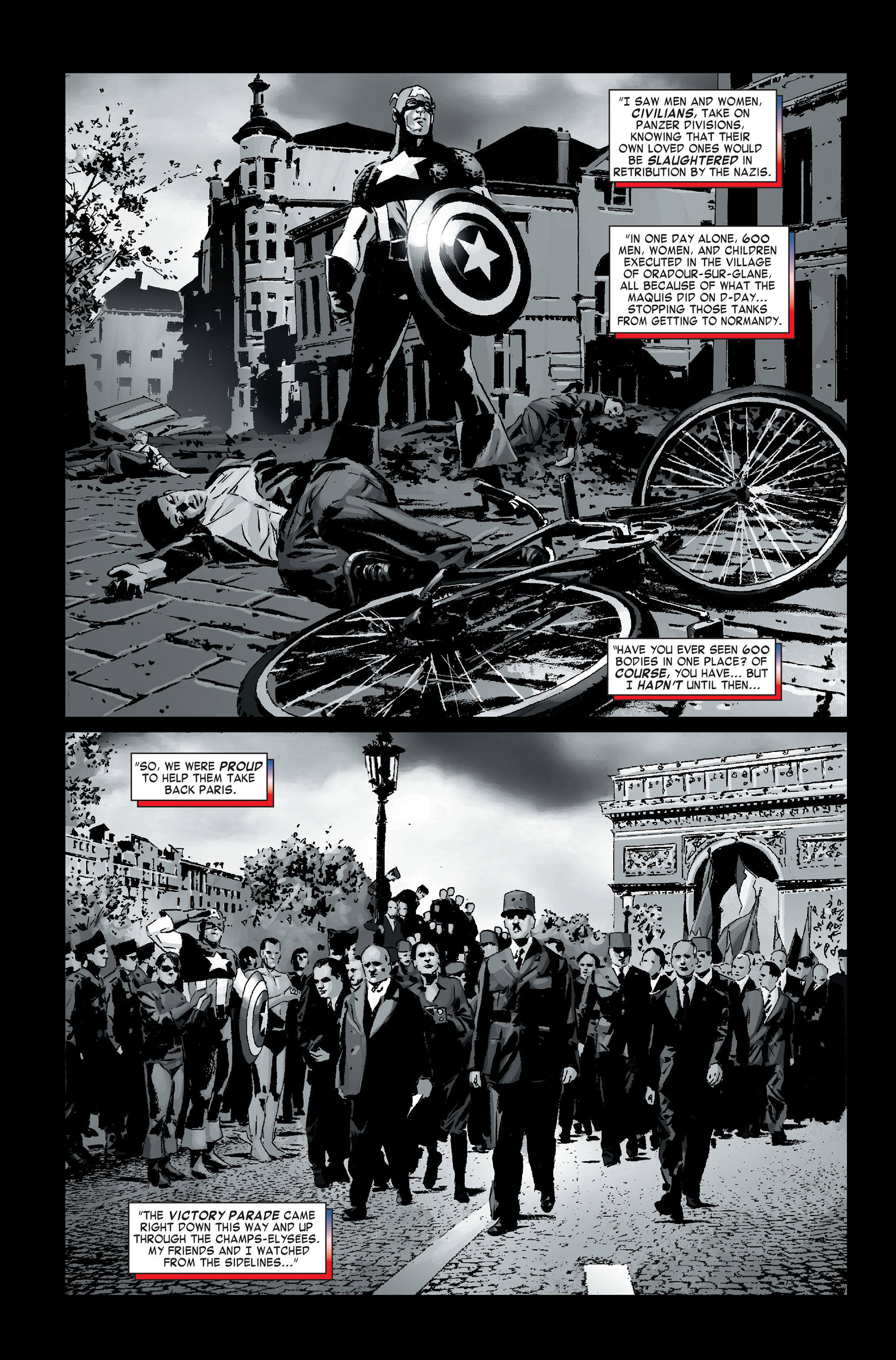 Captain America (2005) Issue #3 #3 - English 20