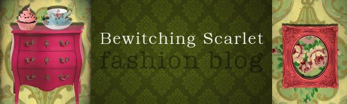 bewitching scarlet