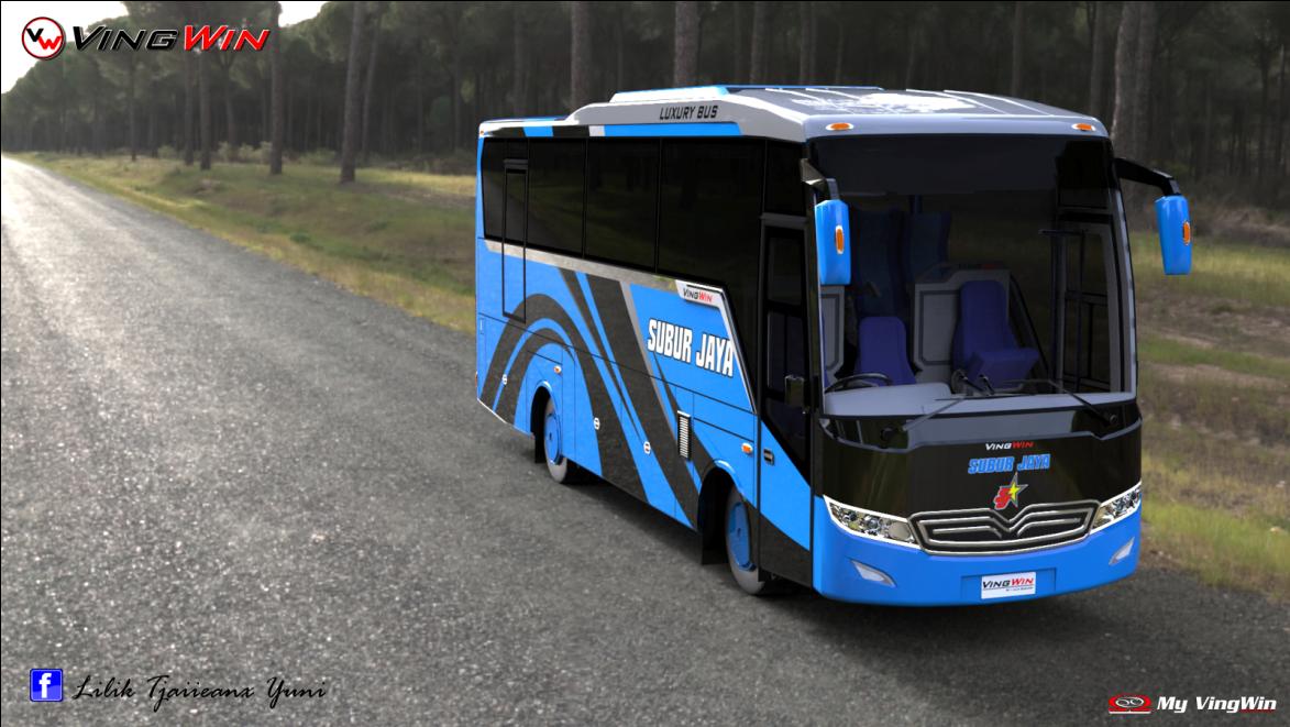 Design Bus VingWin PO Subur Jaya