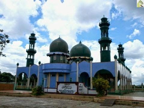 Masjid Baiturrahman Simpang Tiga Mataraman
