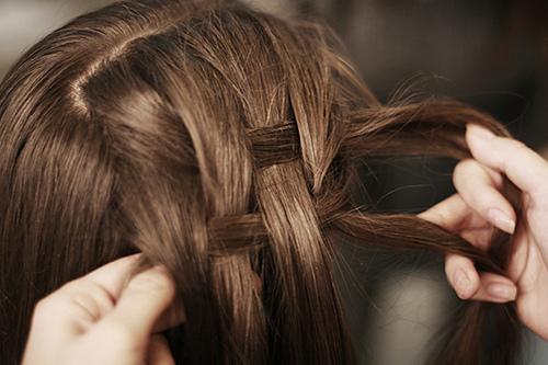Бесплатный видео урок по плетению кос