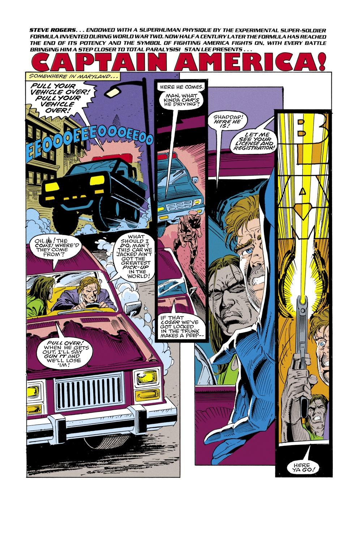 Captain America (1968) Issue #428 #378 - English 2