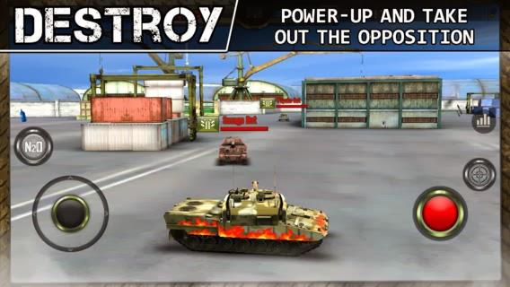 تحميل لعبة Iron Force 1.3.1 المميزة للآي فون وأنظمة أي او إس مجاناً iOS-IPA