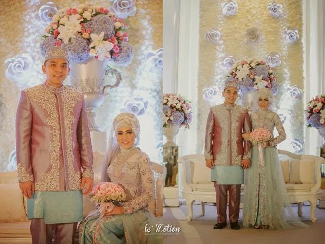 Kebaya Pengantin Muslimah Modern 2012 Kebaya Pengantin Modern
