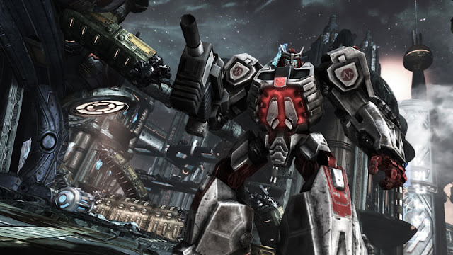 Download Game Transformers War For Cybertron PC Full Version