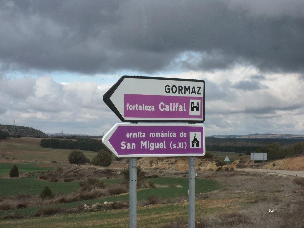 Gormaz- A la Fortaleza...