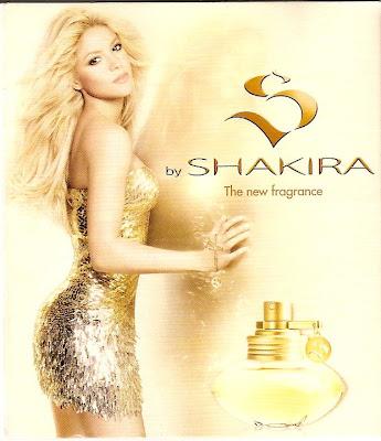 perfume shakira