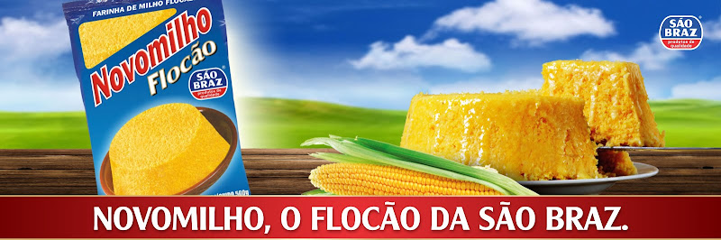 FLOCÃO NOVO MILHO