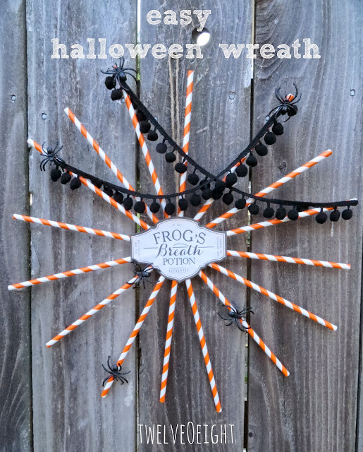 Quick Halloween Decorating Ideas  twelveOeight ~ 164609_Quick Halloween Decoration Ideas