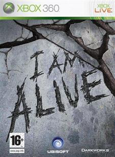 I Am Alive   XBOX 360
