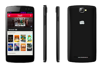 Micromax Canvas Tube