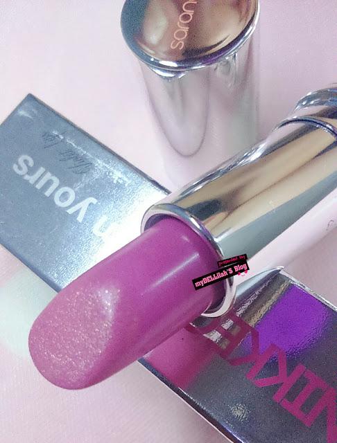 Nikkeoya - Violet Lips