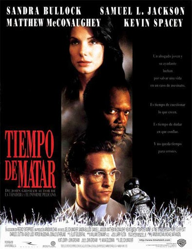 Ver Tiempo de matar (A Time to Kill) (1996) Online