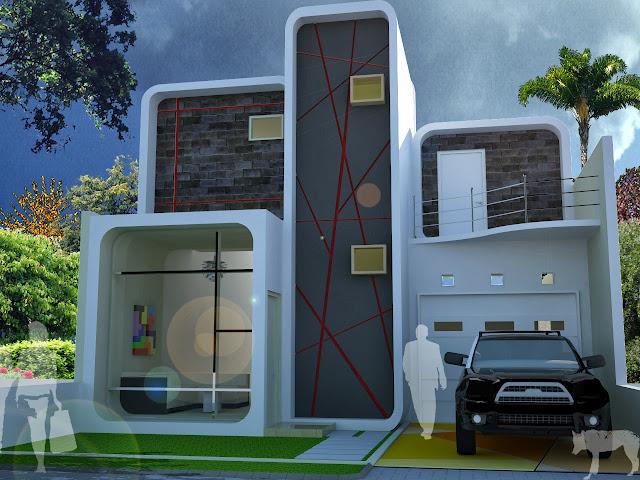 konsep rumah minimalis modern