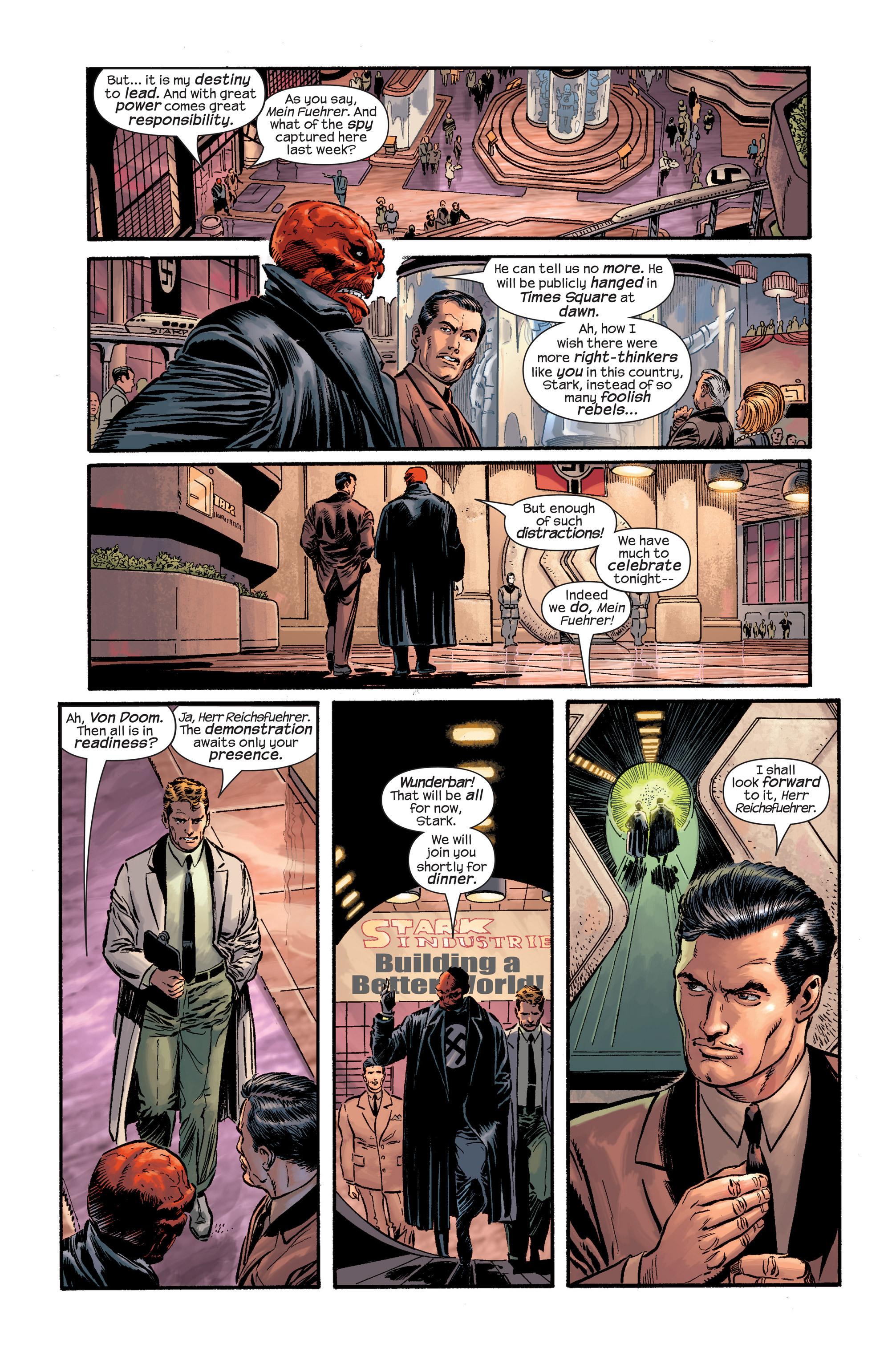 Captain America (2002) Issue #18 #19 - English 19