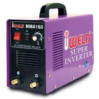ตู้เชื่อมไฟฟ้า IWELD รุ่น IWELD MMA 160