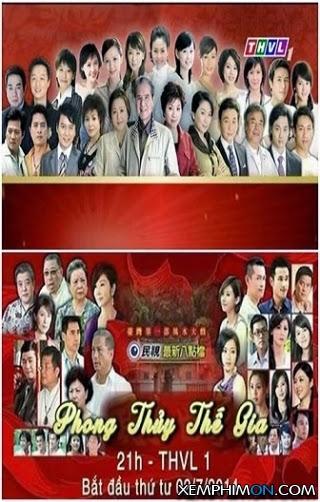 Phong Thủy Thế Gia Kênh trên TV Full Tập