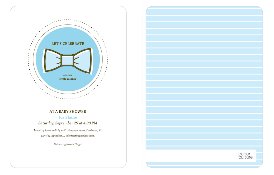 stationery to chase the clouds away baby shower stationery for paper