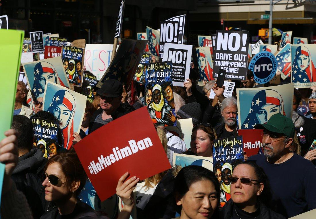 Ancaman Pembunuhan di San Diego Targetkan Muslim