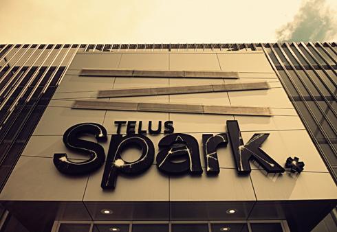 telus spark science centre calgary