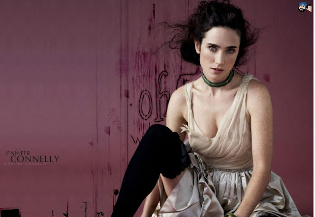 Jennifer Connelly HD Wallpaper