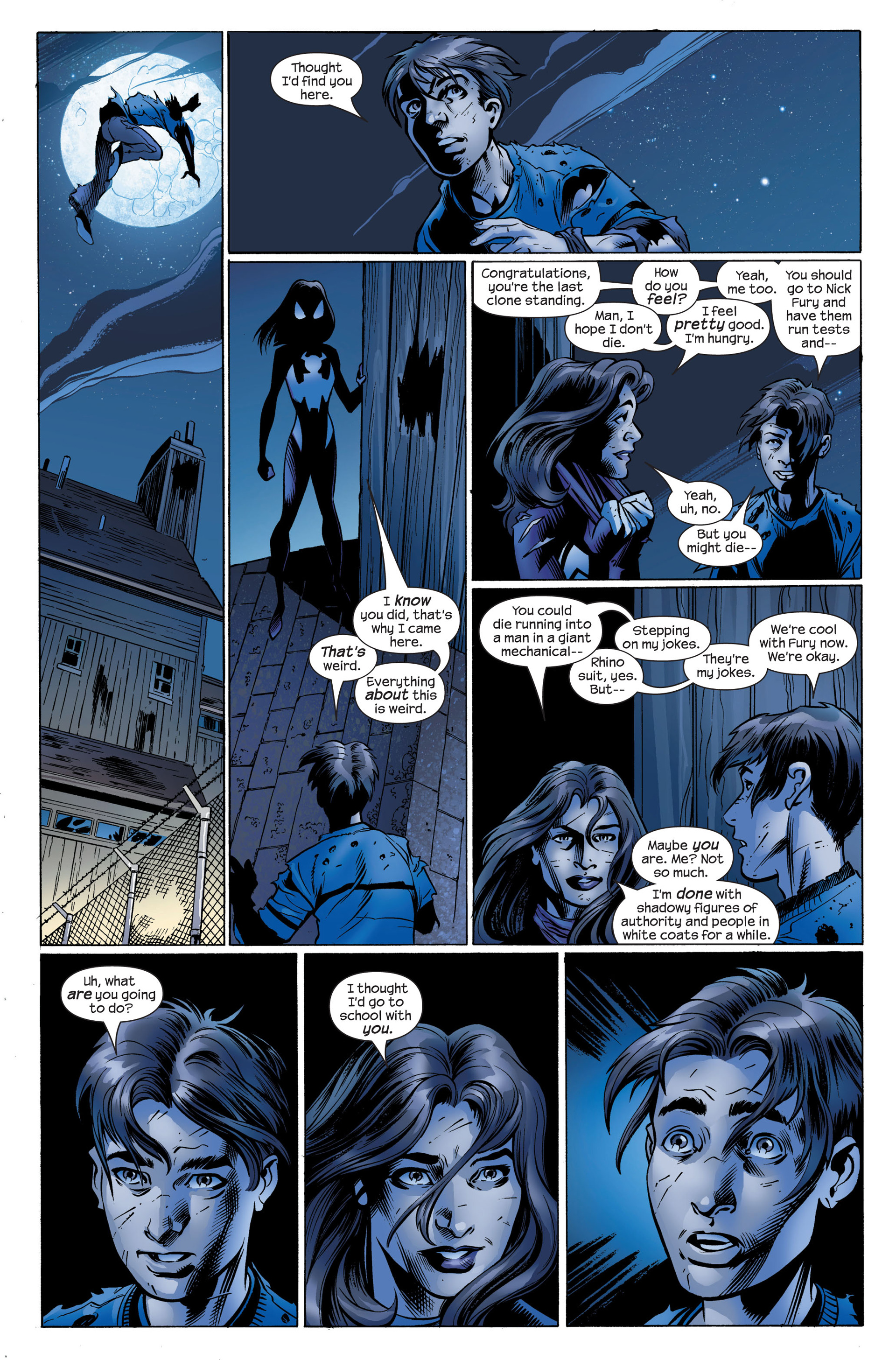 Ultimate Spider-Man (2000) Issue #105 #109 - English 16