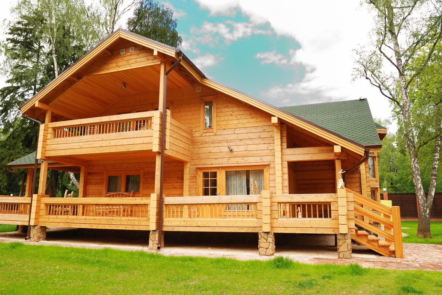 Ver fotos de casas bonitas escoja y vote por sus fotos de - Fotos de casas de madera por dentro ...