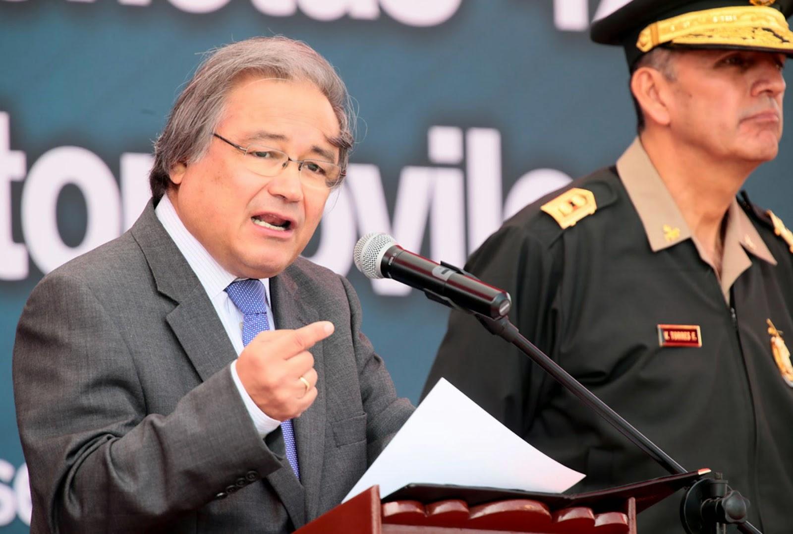 Noticias cajamarca peru 2014 for Escuchas del ministro del interior