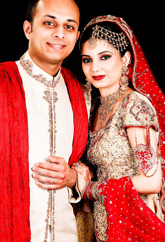 Pakistani Wedding Couples