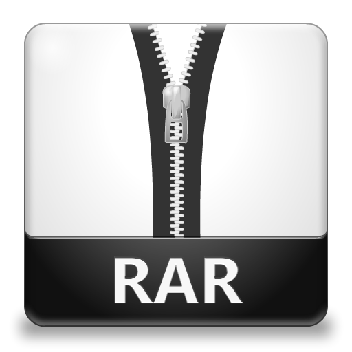how to open rar movie file with password