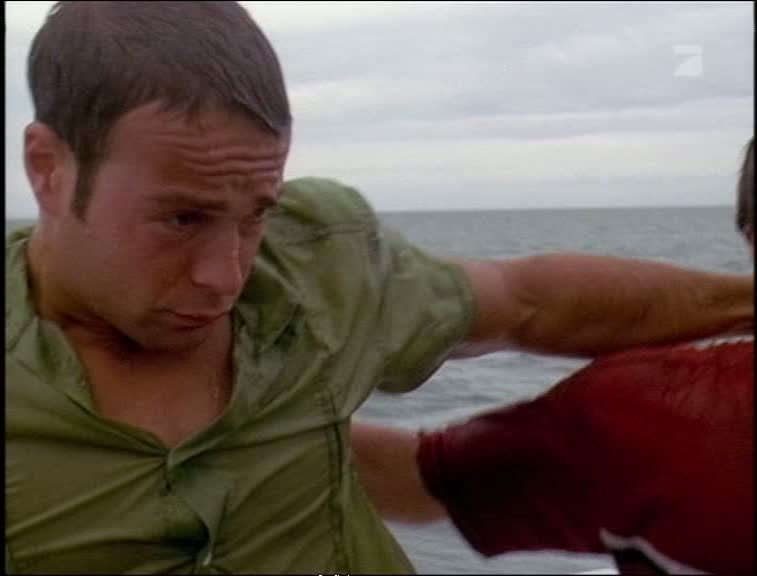 Joey lawrence jumping ship