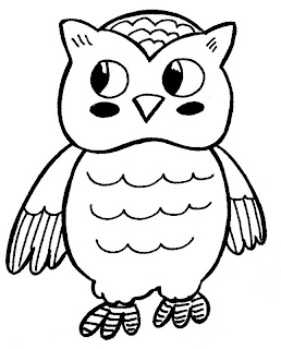 Owl Coloring Pages on lego airplane
